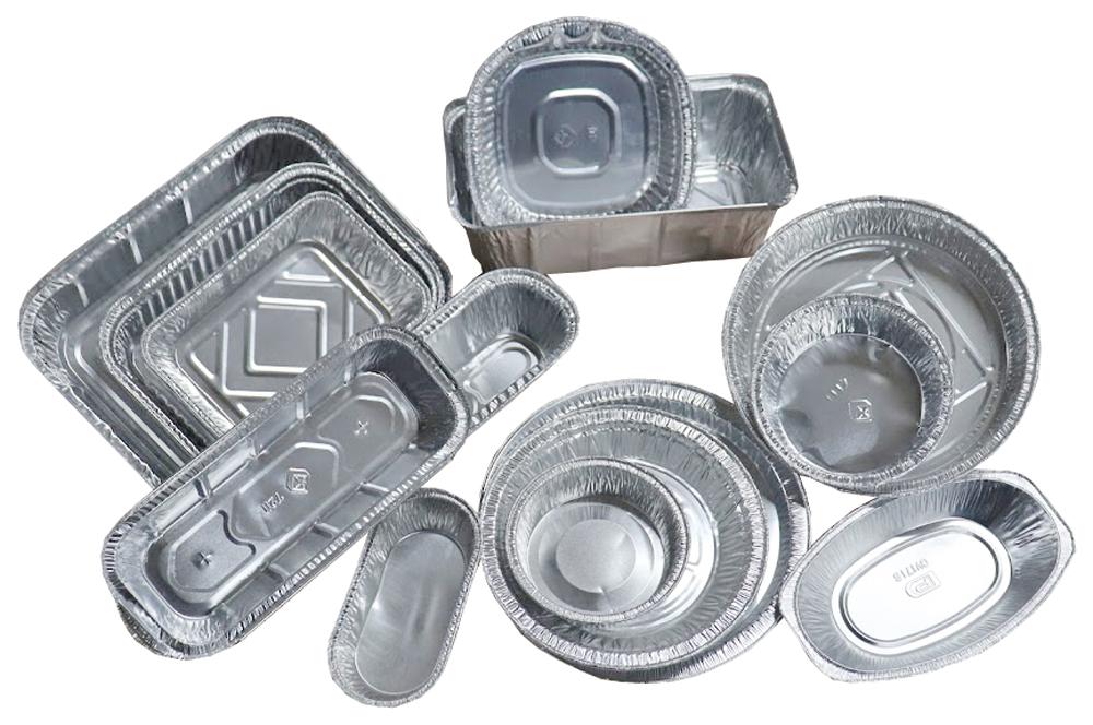 シリコン塗装付きアルミ箔