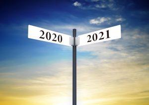 2020年から2021年