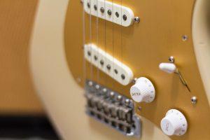 エレキギター導電塗装イメージ